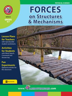 cover image of Forces on Structures