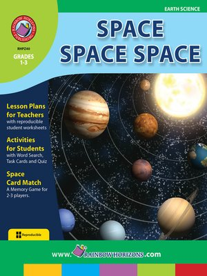 cover image of Space Space Space