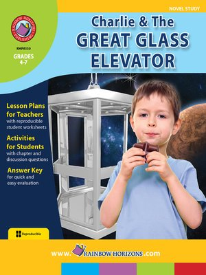 cover image of Charlie & The Great Glass Elevator