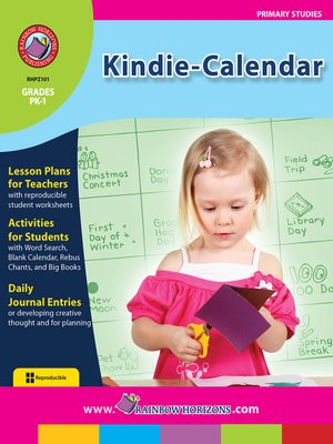 cover image of Kindie-Calendar