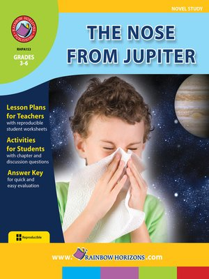 cover image of The Nose from Jupiter