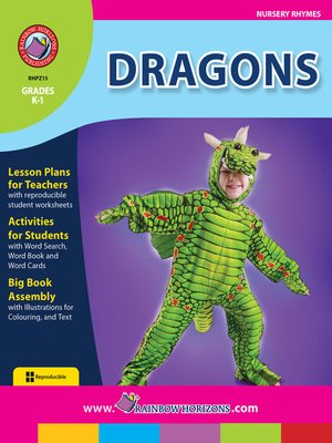 cover image of Dragons