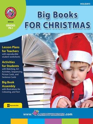 cover image of Big Books for Christmas