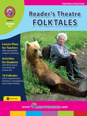 cover image of Reader's Theatre: Folktales