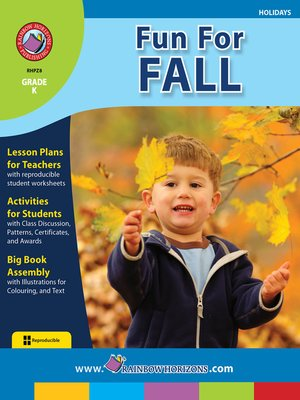 cover image of Fun for Fall