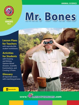 cover image of Mr. Bones