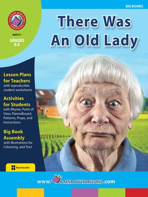cover image of Big Book: There Was an Old Lady