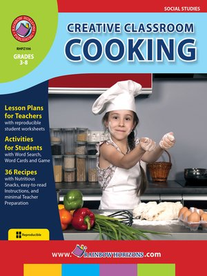 cover image of Creative Classroom Cooking