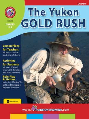 cover image of The Yukon Gold Rush