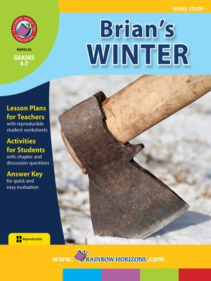 cover image of Brian's Winter