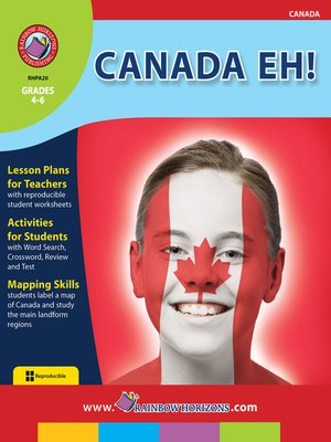 cover image of Canada Eh!