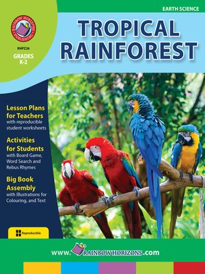 cover image of Tropical Rainforest