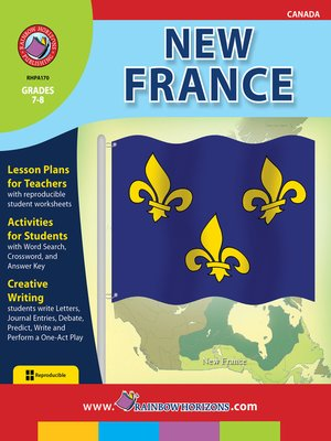 cover image of New France