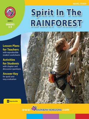 cover image of Spirit in the Rainforest