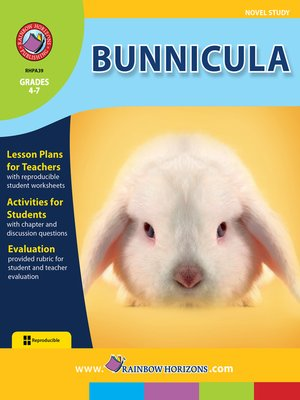 cover image of Bunnicula