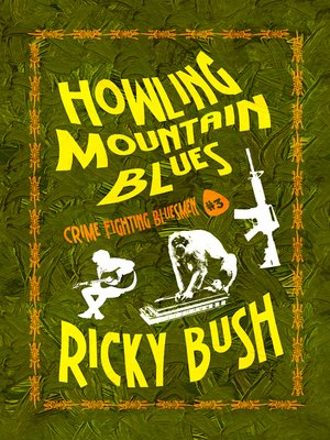 cover image of Howling Mountain Blues