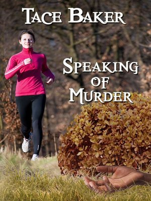 cover image of Speaking of Murder