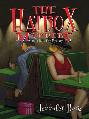 cover image of The Hatbox Murders