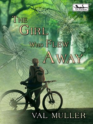 cover image of The Girl Who Flew Away
