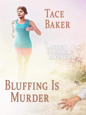 cover image of Bluffing is Murder