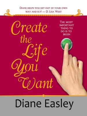 cover image of Create the Life You Want