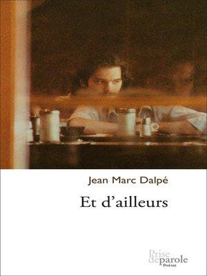 cover image of Et d'ailleurs