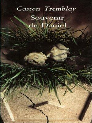 cover image of Souvenir de Daniel