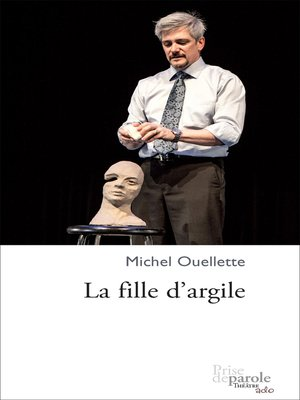 cover image of La fille d'argile