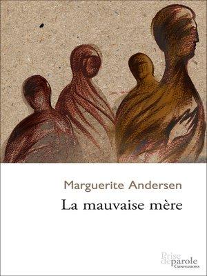 cover image of La Mauvaise mère