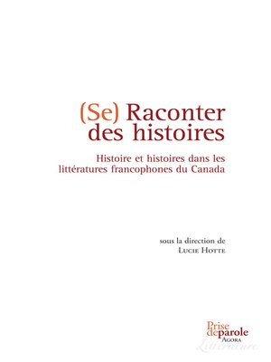 cover image of Se raconter des histoires