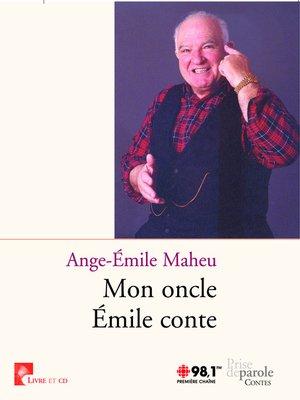 cover image of Mon oncle Émile conte