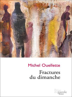 cover image of Fractures du dimanche