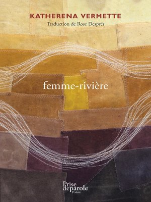 cover image of femme-rivière