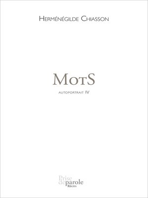 cover image of MotS