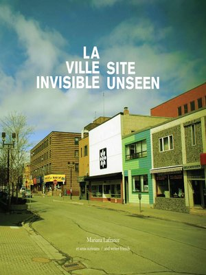 cover image of Ville invisible / Site Unseen (La)
