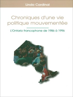 cover image of Chroniques d'une vie politique mouvementée