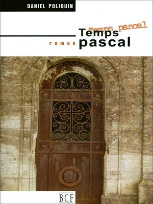 cover image of Temps pascal