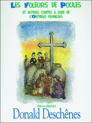 cover image of Voleurs de poules