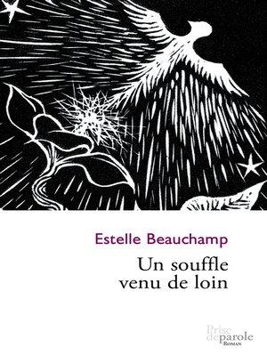 cover image of Un souffle venu de loin