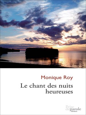 cover image of Chant des nuits heureuses