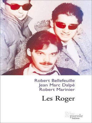 cover image of Roger (Les)