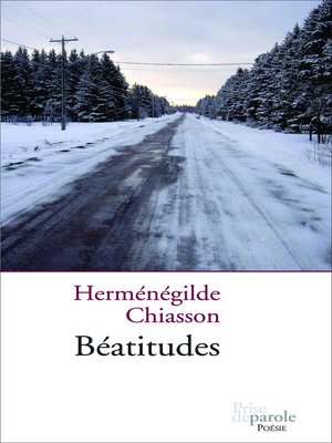 cover image of Béatitudes