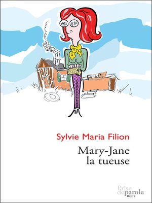 cover image of Mary-Jane la tueuse