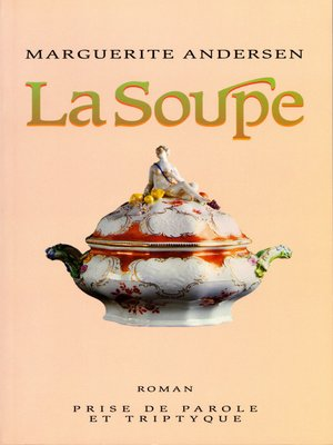 cover image of Soupe