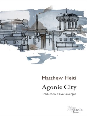 cover image of Agonie City