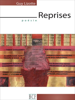 cover image of Reprises
