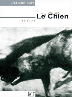 cover image of Chien (Le)