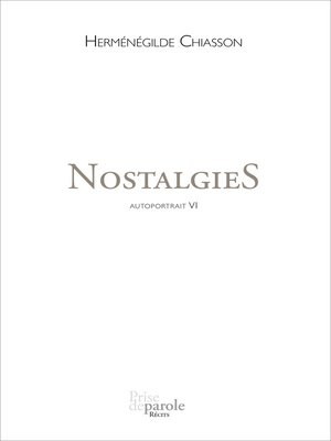 cover image of NostalgieS