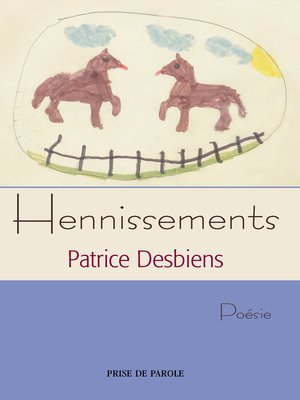 cover image of Hennissements