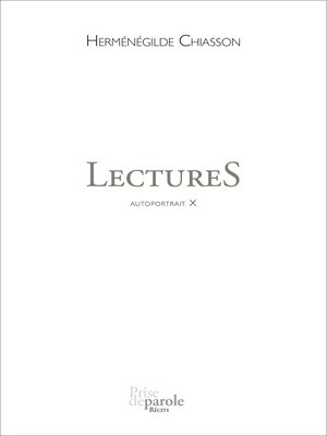 cover image of LectureS